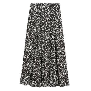 Long Midi Skirt